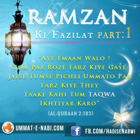 Ramzan Ki Fazilat 1